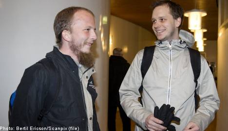 Pirate Bay co-founder banned from running site