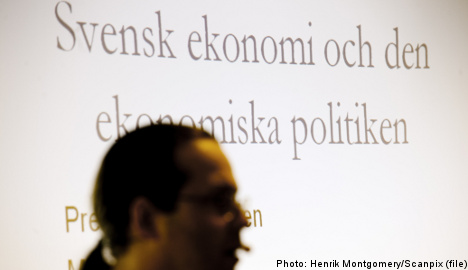 Swedish growth to slow in 2011: IMF