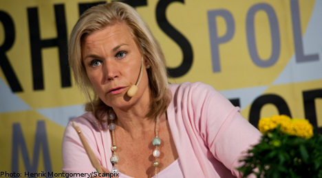 Swedish aid minister appointed to UN panel