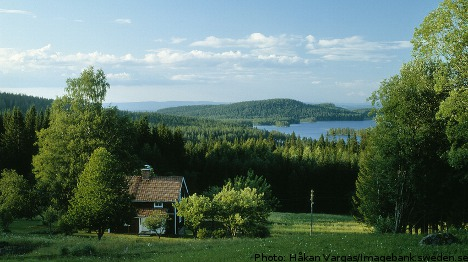 Hälsingland prepares for Hollywood welcome
