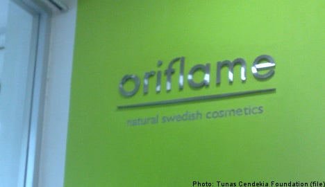 Iran claims Oriflame may be backed by spy agency