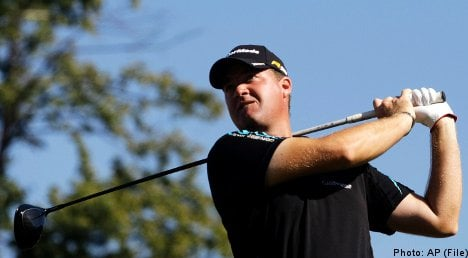 Hanson clinches Ryder Cup spot