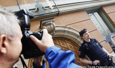 Accused deny helicopter heist as trial opens