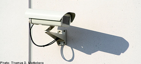 In-home cameras to aid supervision of elderly