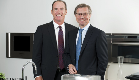 Electrolux announces a change at the top