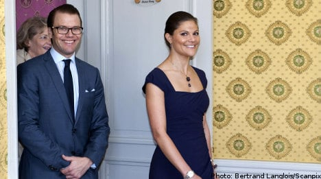Swedish princess goes in search of French roots