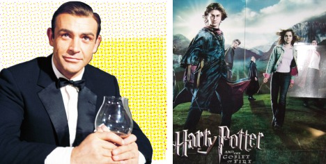 Swedes vote for Harry Potter, James Bond and Your Mum