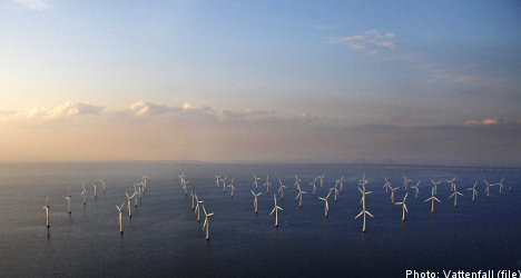 Vattenfall invests in North Sea wind farm