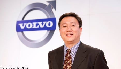 Volvo scraps COO post in management reshuffle