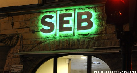 Wealthy Swedes swindled at SEB bank