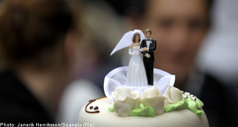 Swedish couple shocked to learn marriage invalid