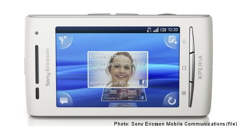 Sony Ericsson third quarter sales disappoint