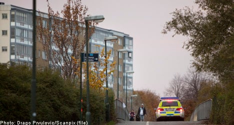 New shooting in Malmö reported on Saturday