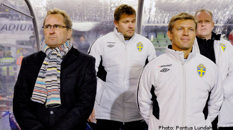 Swedes hold Germany in drab stalemate
