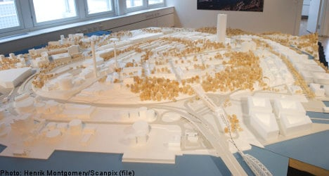 'Green residents only' for new Stockholm district