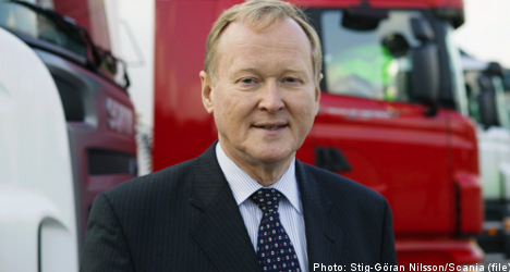 Scania accused of Iraq oil-for-food bribes