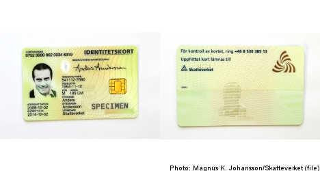 Tax agency reports boom in ID card applications