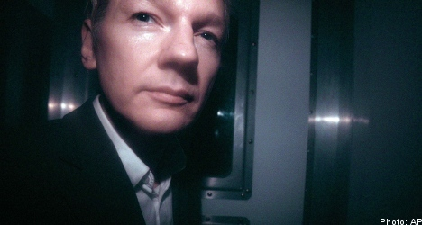 Sweden had 'no say' in Assange bail appeal