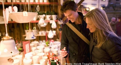Swedish Christmas sales hit by snow chaos
