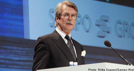 Wahlroos set to take over as Nordea chair