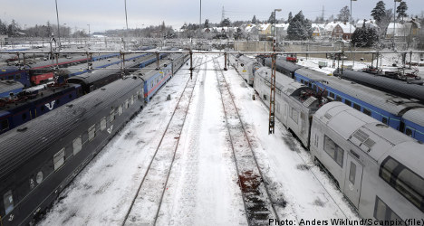 Rail operator warns for winter travel woes