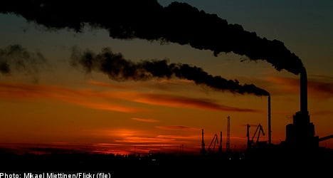 Sweden fifth in climate change ranking: survey