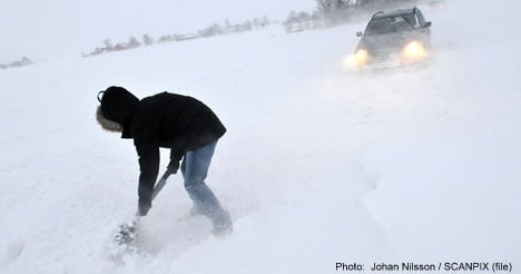 Skåne residents encouraged to stay home