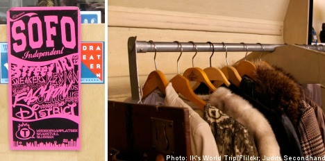 A guide to second-hand shopping in Sweden
