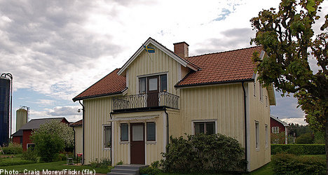 Middle-aged Swedes take more mortgage rate risks