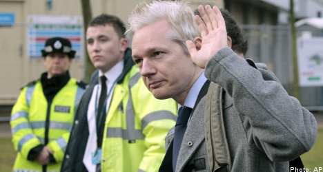 WikiLeaks to release new US cables: Assange