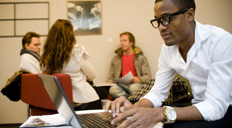 Business master's courses tempt overseas students to Stockholm
