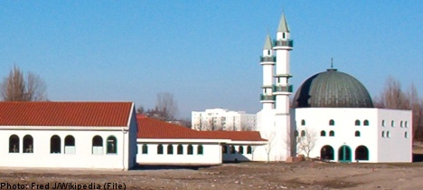 Malmö mosque owned by group with Qaddafi ties
