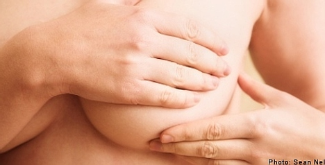 Sweden opens national breast cancer study