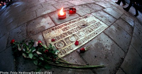 130 people say they killed Olof Palme: police