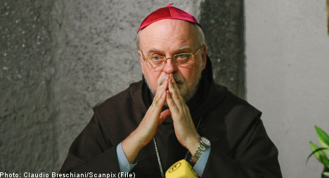 Priests in Sweden join the ranks of paedophiles