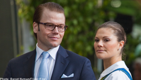 Swedish village prepares for princely homecoming