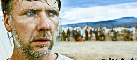 Foreign language Oscar to Persbrandt film
