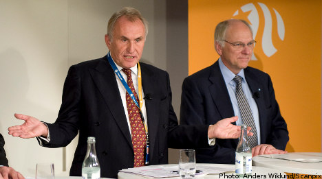 Vattenfall chair goes over CEO pay scandal