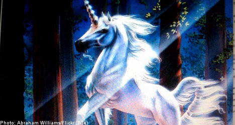 Swede's unicorn email prompts gay porn piracy probe