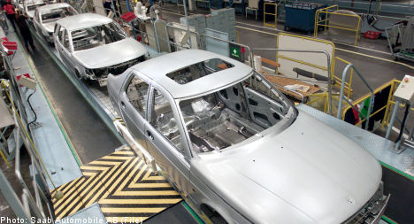 Saab confirms 'extended' production stoppage