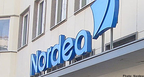 Profits up at Nordea bank on 'record' income
