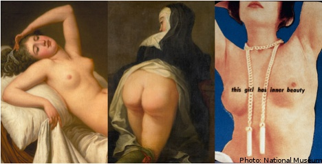 Male lust/female vice? Swedish museum touts sex through the ages