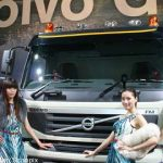 Volvo under fire for Shanghai show 'babes'
