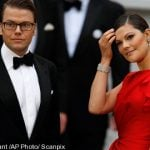 Victoria 'stole the show' on London red carpet