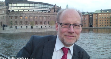 Housing minister stymied in Stockholm flat hunt