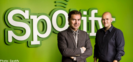 Spotify to set limits on free music streaming