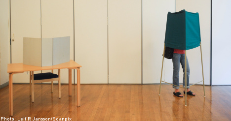 Low turn out fears in Swedish election re-run