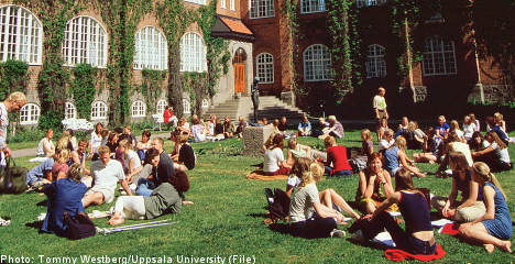 Swedish unis suffer drop in foreign admissions