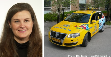'Cab controversy' colours Green leadership battle