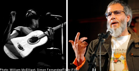 Yusuf set to give Sweden a Cat Stevens 'homecoming'